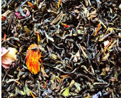 """Чай чорний з добавками """"Дарджилінг квітковий"""" 500 г"""