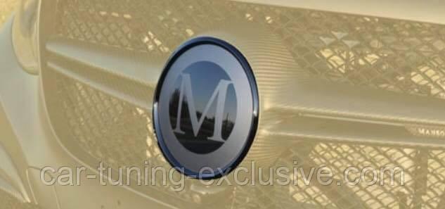 MANSORY emblem for Mercedes AMG GT S С190