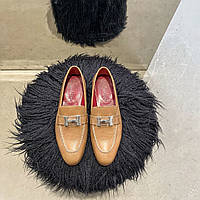 Кожаные лоферы Hermès