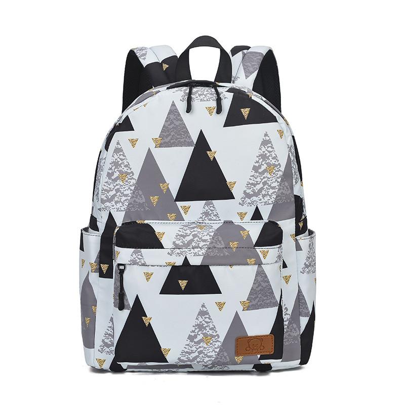 Рюкзак з трикутниками