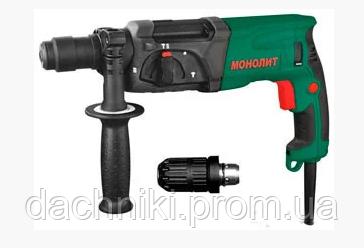 Перфоратор Монолит ПФ 1-1050 P прямой DFR