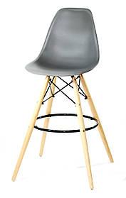 Полубарный стул Nik Eames, темно-серый