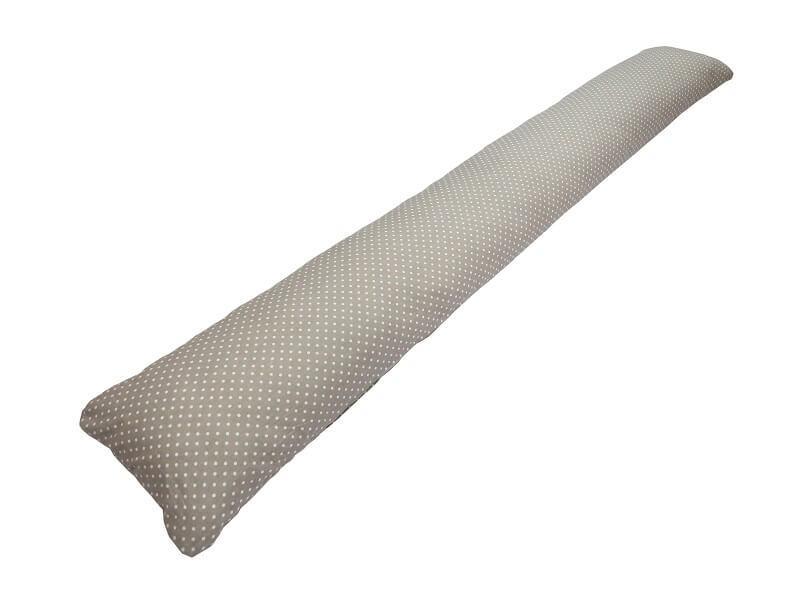 Подушка для беременных прямая  Горошек (с наволочкой). КД334