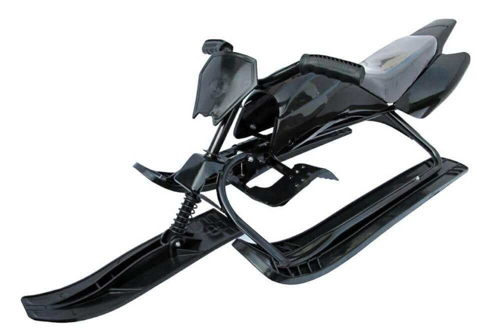 Снегоход «Спорт Люкс» black. КД358