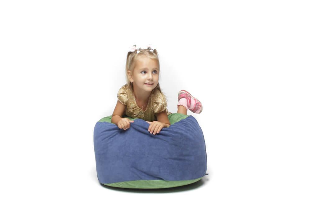 Кресло мешок KIDIGO Пуфик (ткань). КД387