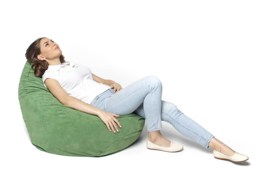 Кресло мешок KIDIGO Груша (ткань). КД388