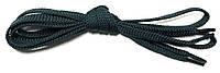 Шнурки Темно зеленый плоские 120см 7мм Kiwi, фото 1