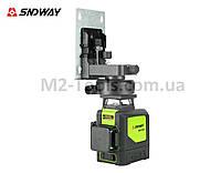 Лазерный уровень 12L (нивелир) SNDWAY SW-333G