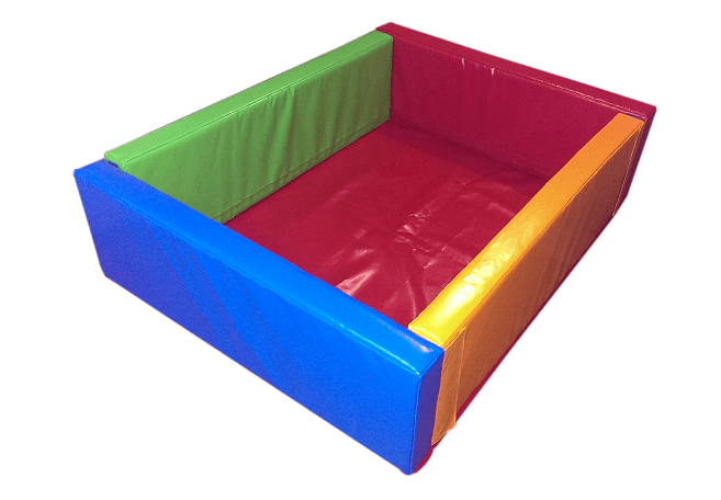 Сухой бассейн KIDIGO™ Квадрат 1,1 м MMSB5/110. КД448