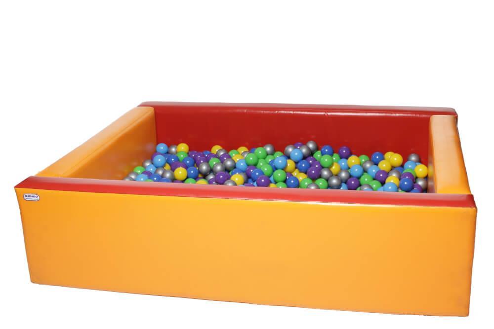 Сухой бассейн KIDIGO Прямоугольник 2,0 х 1,5 м. КД458