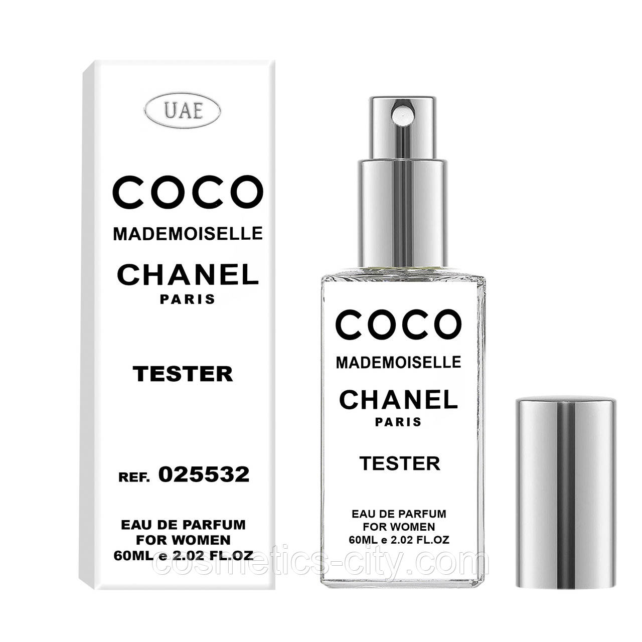 Тестер женский UAE Chanel Coco Mademoiselle, 60 мл.