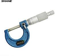 Микрометр Shahe 5201-25a (0-25мм)