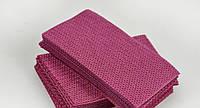 Салфетки в пачке безворсовые MIHI Panni Mlada 3,5х7 см (50 шт/уп) 80 г/м² Разноцветные