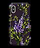Чехол на iPhone с рельефным принтом Violet, фото 2