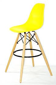 Барный стул Nik Eames, ярко-желтый