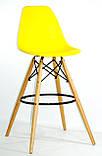 Барний стілець Nik Eames, яскраво-жовтий, фото 4