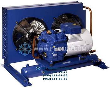 Компрессорно-конденсаторный агрегат GEA Bock SHAX4/465-4L (14052)