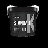 Kolorit Standart K силиконовая штукатурка для наружных работ LС 15л