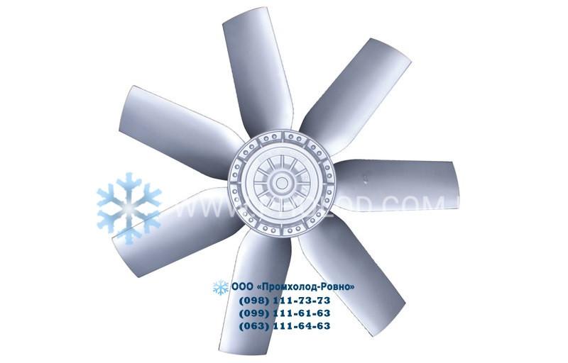 Осевой вентилятор Ziehl-Abegg FC056-4DA.4I.V7 (210400)