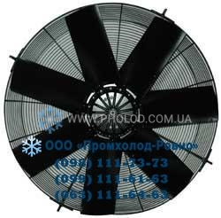 Осевой вентилятор Ziehl-Abegg FC091-SDS.7Q.V7 (107146) 124407