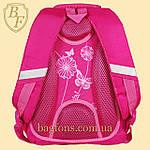 Рюкзак школьный Miqini 22л Розовый (M312), фото 4