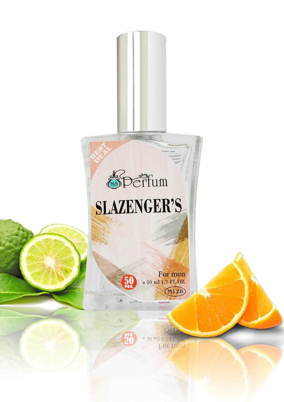 Духи мужские Slazenger's качественный парфюм 50 мл