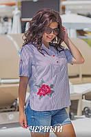 Рубашка женская ботал ЛБАР042, фото 1