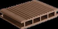 Террасная доска ARline Темно-коричневый 140х24х3000