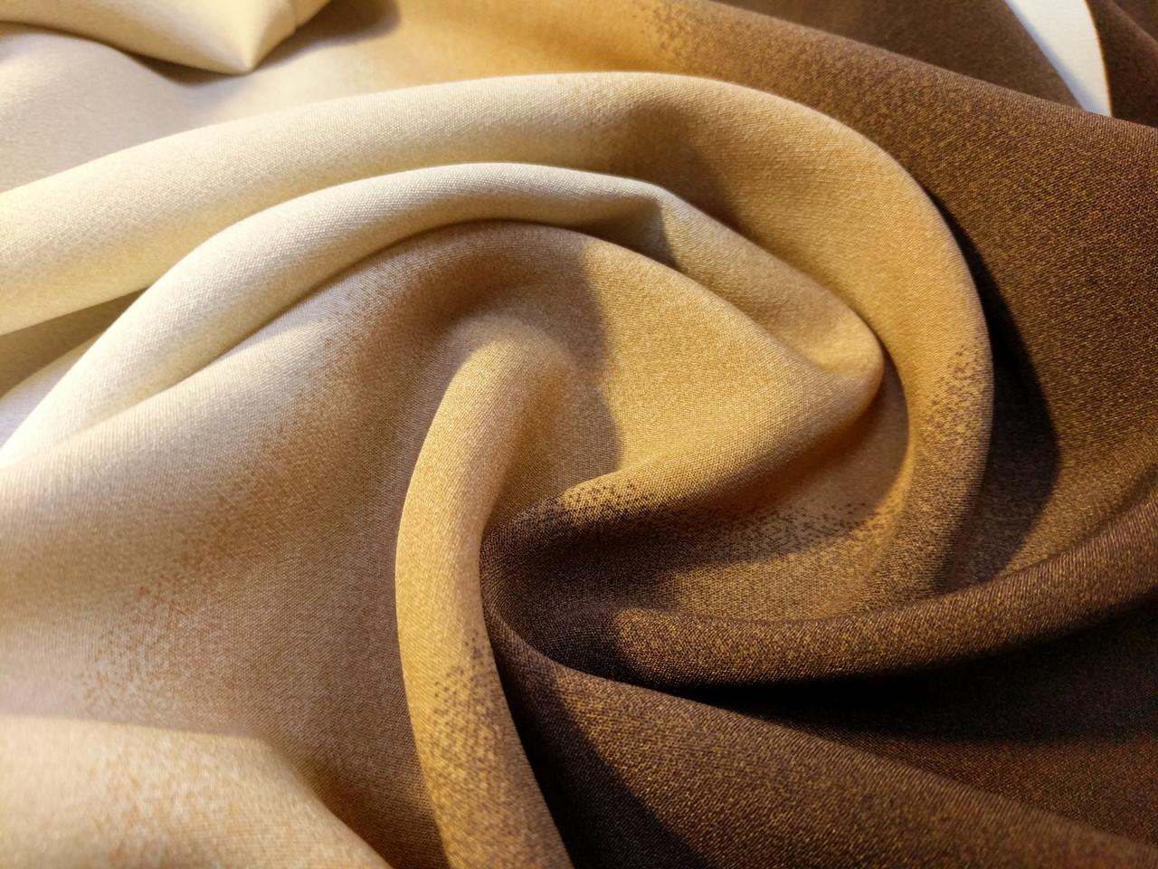Миледи рапорт геометрический, бежево-коричневый