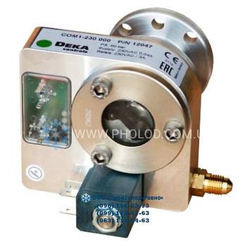 Электронный регулятор уровня масла DEKA COM1-230/118-18 (12565)