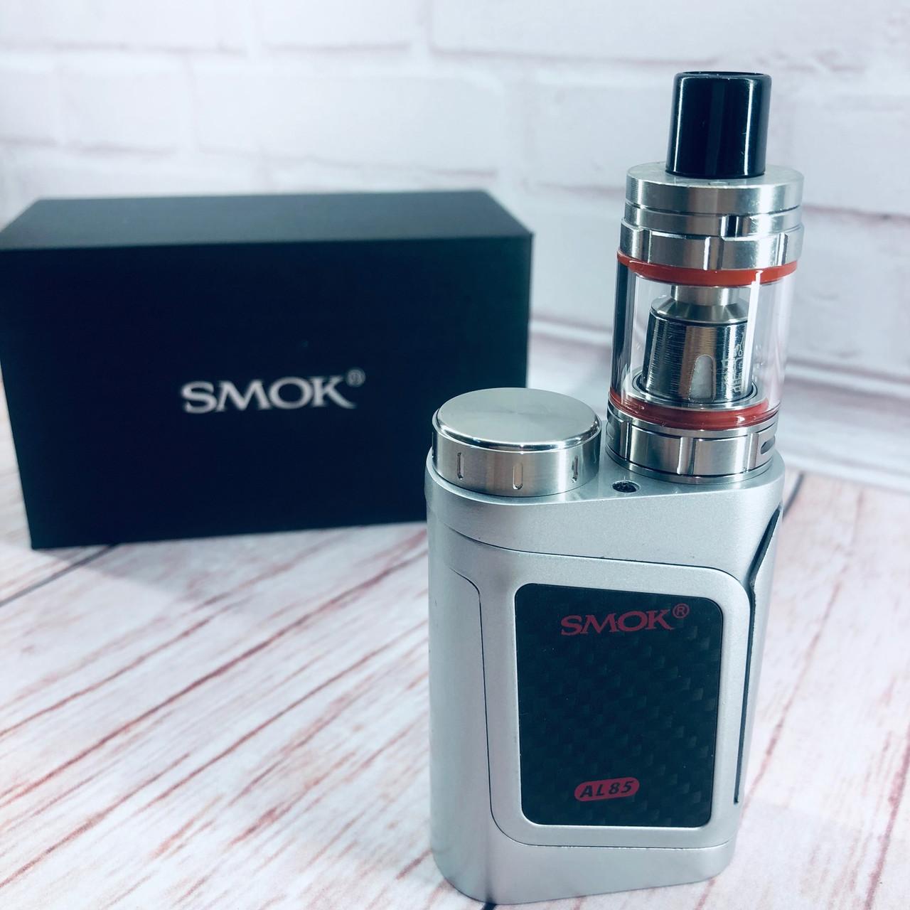 Электронная сигарета Smok AL85 Серебро