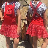 Модный летний детский сарафан,размеры:S,M,L.