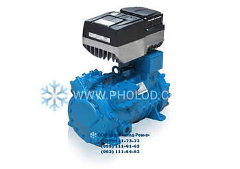 Полугерметичный поршневой компрессор со встроенным инвертором Frascold Q7-28Yvs