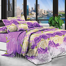 Полуторный комплект постельного белья XHY1789