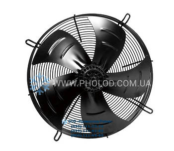 Нагнетающий осевой вентилятор MaEr 6D-630-B-G (YSWF102L70P6-753N-630 B)