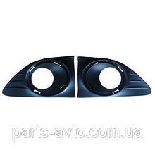Накладки противотуманных фар Renault Logan 2, Sandero 2 Original 261528359R