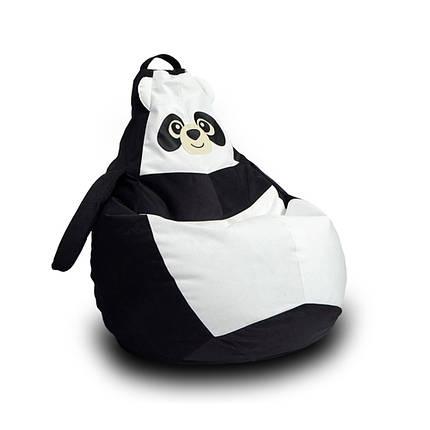 Детское кресло мешок Панда, фото 2