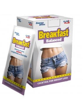Коктейль для похудения сбалансированный завтрак ( Breakfast Balanced ),10 пакетов