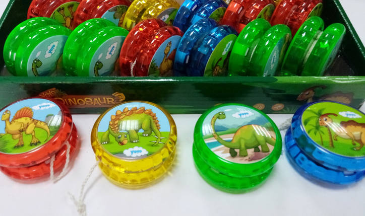 "Йо-Йо ""Динозаврик"" (уп.12) , фото 2"