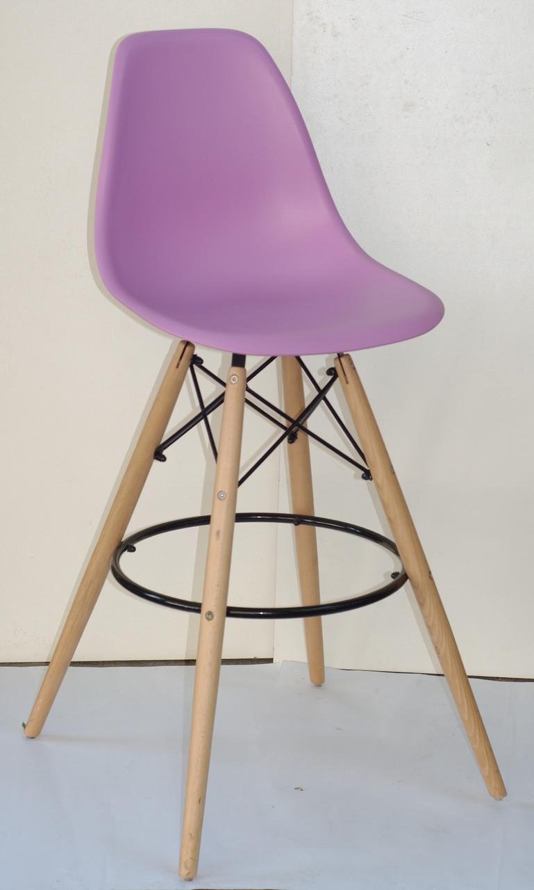 Барний стілець Nik Eames, ліловий