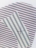 Модный детский комбинезон,ткань софт принт полоска,размеры:134,140,146,152., фото 6