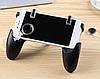 Мобильный геймпад джойстик MGC PUBG Mobile тригеры 5в1, беспроводной игровой джостик для моб телефона +подарок, фото 3