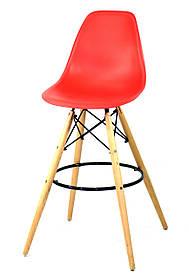 Барный стул Nik, красный