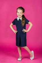 Школьная форма 2019.Нарядное школьное платье для девочки.184236