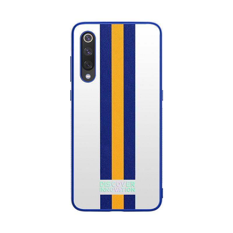 Nillkin Xiaomi Mi 9/Mi 9 Explorer Striped case Blue Чехол Накладка Бампер