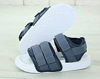 """Сандалии женские Adidas Sandal """"Серые"""" р. 36-41, фото 1"""