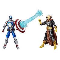 Игровой набор Марвел Герои Мстители Соревнование Чемпионов Marvel Gamerverse Contest of Champions E3594