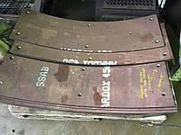 Боковая броня бетоносмесителя