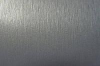 Пленка с эффектом шлифованного алюминий графит(глянец)