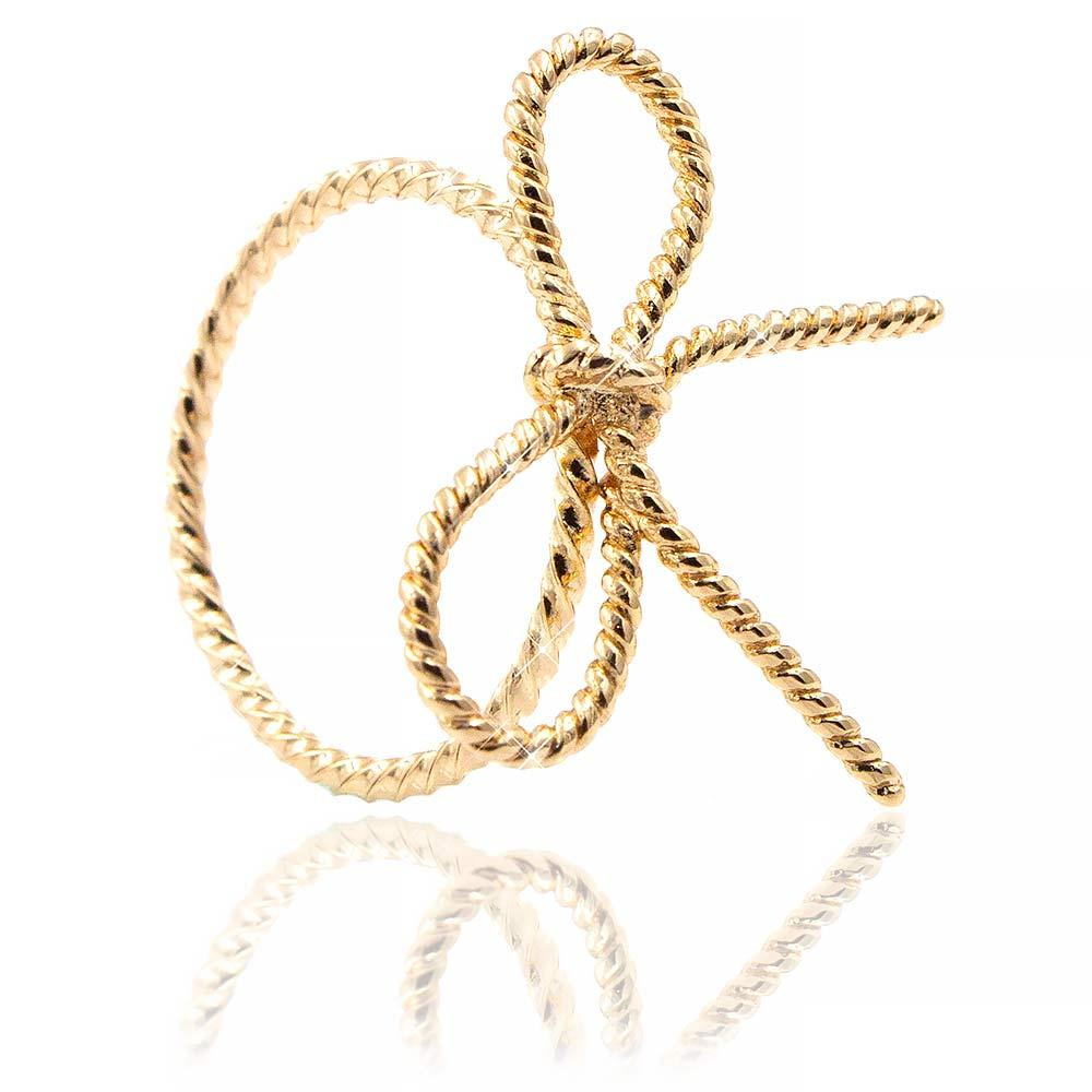 Кольцо лимонная позолота (Медицинское золото)